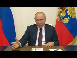 Владимир Путин назначил даты проведения парада Победы и шествия «Бессмертного полка»