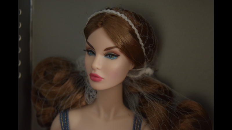 Rayna Ahmadi Eye Candy Dressed Doll The NU Face Collection