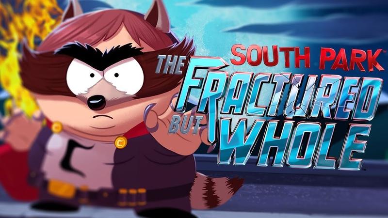 ТЕПЕРЬ В ГОРОДЕ НОВЫЙ ГЕРОЙ South Park The Fractured But Whole
