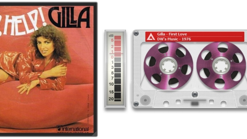 CA KHÚC BẤT HỦ Gilla First Love 1976