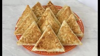 Потрясающие Пирожки из Лаваша с Яйцом и Зеленью Сметут со Стола за Секунду!!! / Lavash Pies