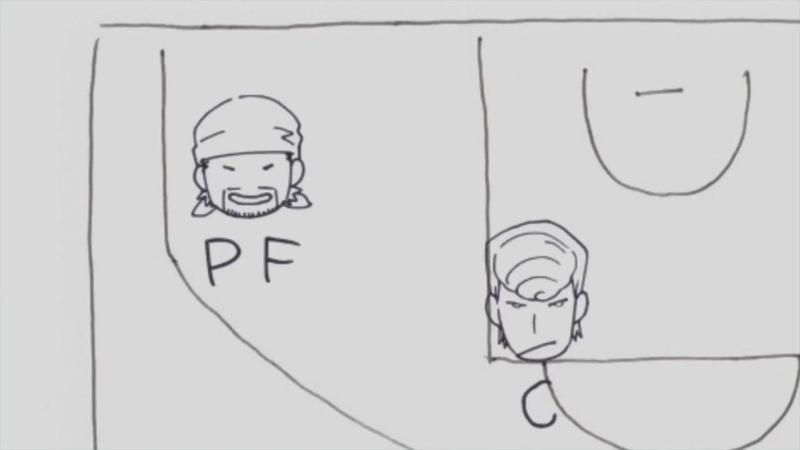 Команда мечты Ahiru no Sora 11 серия FRONDA Jayce Nilovichn Xade Yami