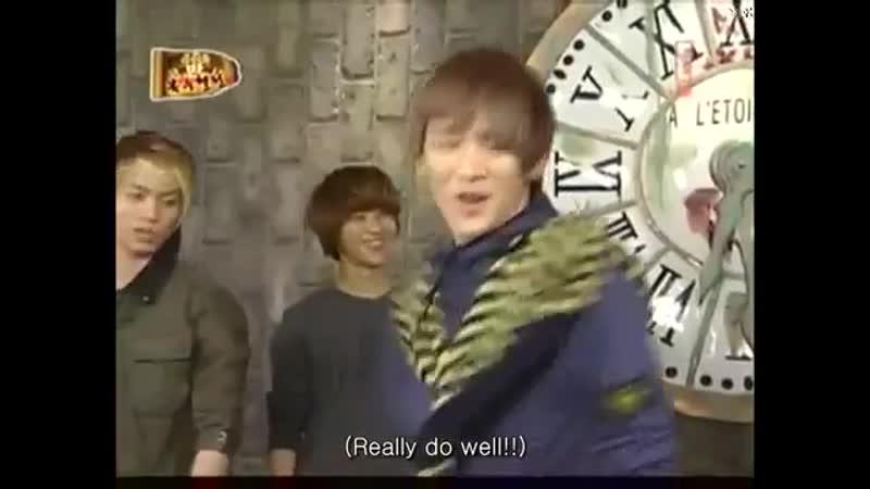 SHINee Key dance girl group battle with mir MBLAQ