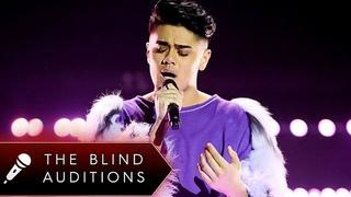 Sheldon Riley - 'Do You Really Want To Hurt Me' - The Voice Australia 2018
