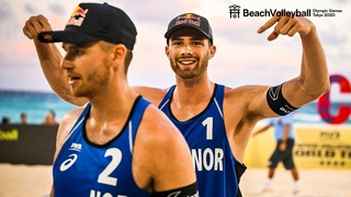 Best of Mol/Sorum 🇳🇴 World's No. 1 & invincible? | Beach Volleyball World