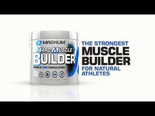 Magnum hard muscle builder   анаболический комплекс на основе hmb