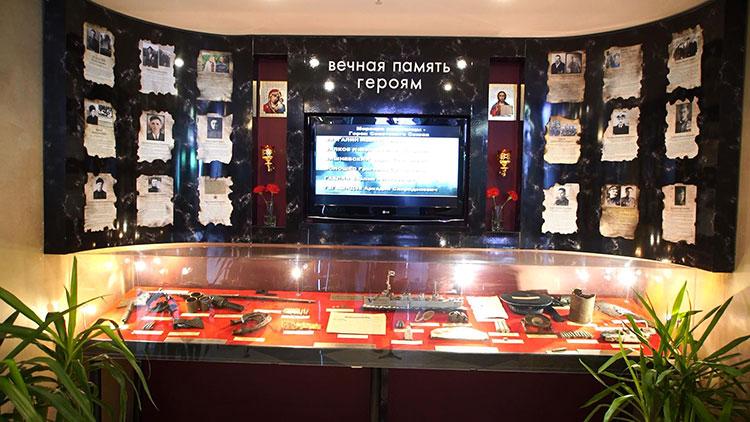 Мемориалы Боевой Славы кинокомпании «Союз Маринс Групп» пополнятся новыми экспонатами