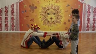 Тематическая познавательная игровая программа «Веселый разгуляй!» для детей.