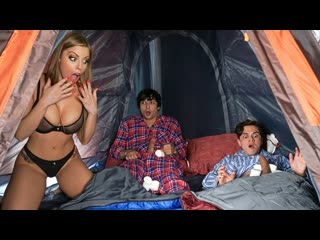 Britney Amber - Lil Campers [2020 Sex Porn Blowjob Big Tits Ass Teen MILF Threesome Amateur Doggy Cumshot порно секс трах мамки]