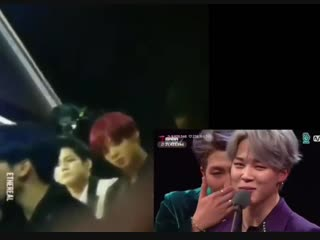 Seeing jihoon from wannaone get emotionalcry over @bts_twt speech is exactly why i appreciaterespect bts for opening up about th