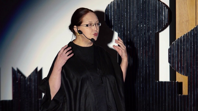 Искусство Новое восприятие Lubov Popova TEDxSadovoeRingWomen