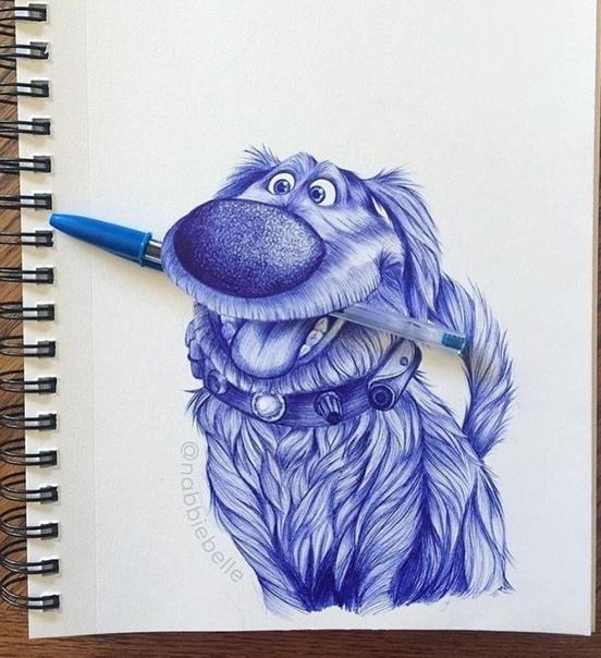 просматривая красивые рисунки шариковой ручкой для начинающих содержит подборку электрических