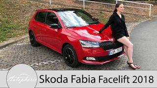 2019 Skoda Fabia 1.0 TSI Monte Carlo Fahrbericht / Punktgenaue Aufwertung - Autophorie