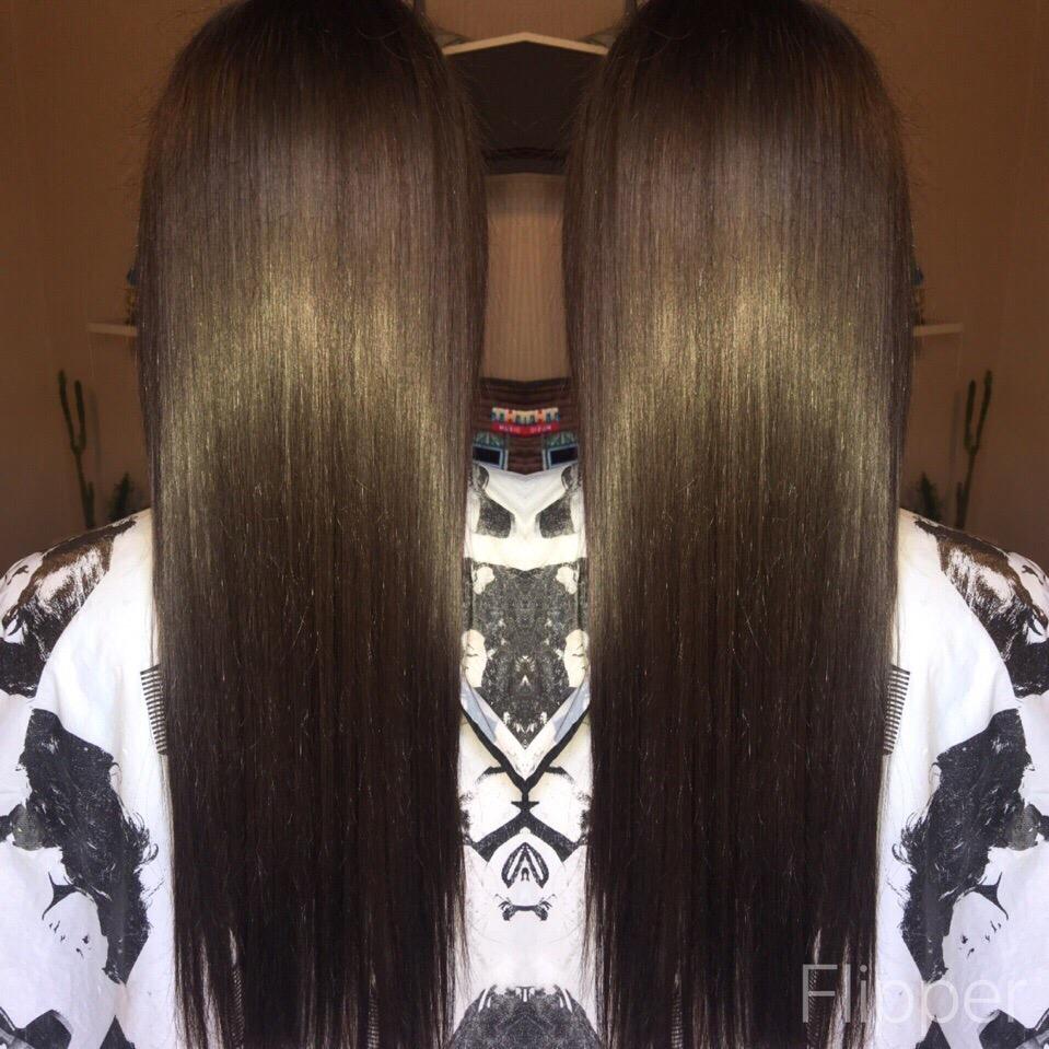 Красотки, приглашаю вас на Кератин/ботокс волос .