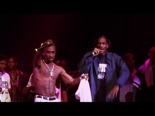 2Pac - 2 Of Amerikaz Most Wanted (Live in L.A) HD