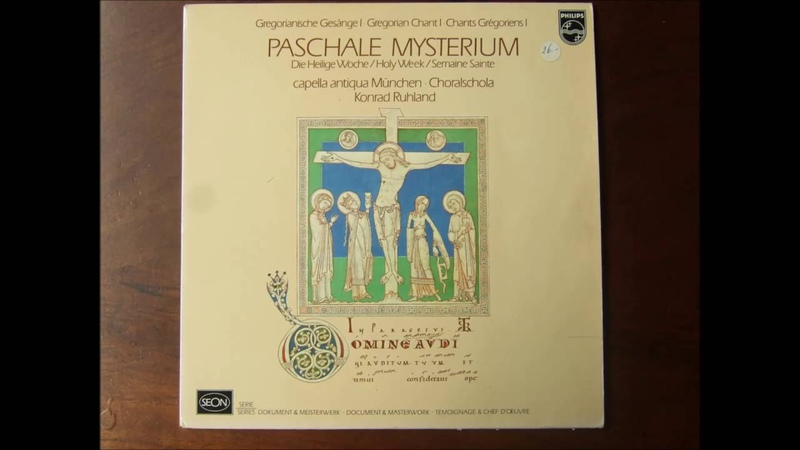 2 Procedamus In Pace Paschale Mysterium
