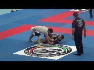 Abu Dhabi Open JIu Jitsu Cup 2014 - Melik Melikov No Gi 1/4 final
