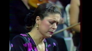 SAINT-SAENS, C° piano N°2 1er mouvement Brigitte Engerer piano - L. Petitgirard, direction, OSF 1989