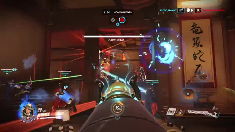 Sneaky Ashe Gameplay With A POTG Flick I Totally Meant To Shotty The Mercy To Save Myself From Dragons