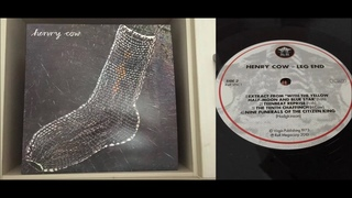 Henry Cow - Unrest [Full Album, VINYL RIP]