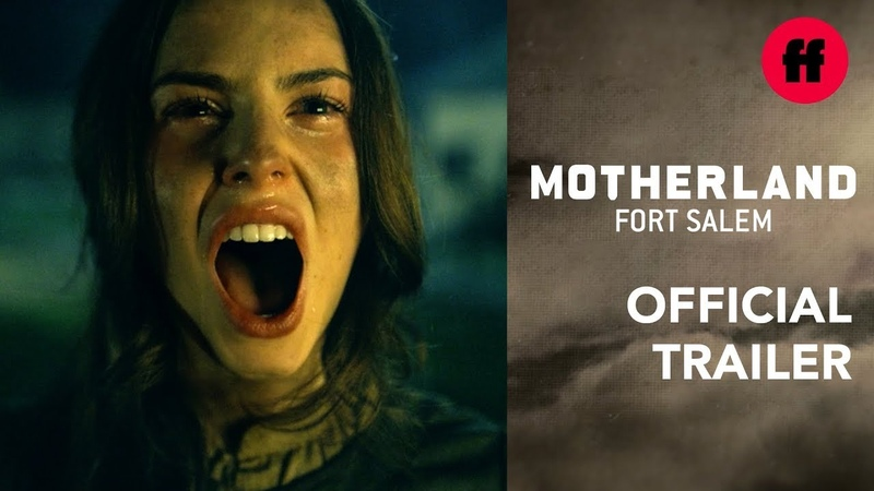 Motherland Fort Salem Official Season 1 Trailer From Witches To Warriors