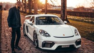 First Modified 2020 Porsche 718 GT4!   It Finally Sounds Good!