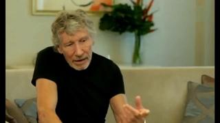 Сенсация! Лидер Pink Floyd Роджер Уотерс о России. Путин, истерия США, НАТО. Интервью журналистке