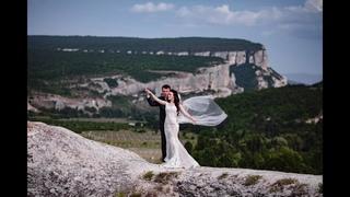 Свадьба в Крыму. Свадебное слайд-шоу