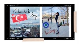 VLOG | İstanbul, Türkiye 2020 🇹🇷 Стамбул, Турция, февраль 2020