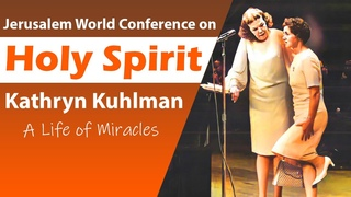 Kathryn Kuhlman: World Conference on the Holy Spirit // Divine Healing [I believe in miracles]