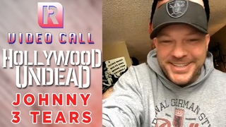 Hollywood Undead's Johnny 3 Tears On 'New Empire Vol. 2' & 'Heart Of A Champion' - Video Call
