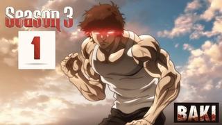 Baki Hanma Season 3 2020 Episode 1 English Sub