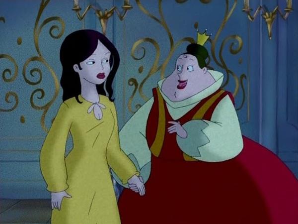 Принцесса на горошине Сказки Андерсена