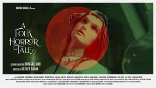 A Folk Horror Tale | Maison Margiela 'Artisanal' 2021 Collection