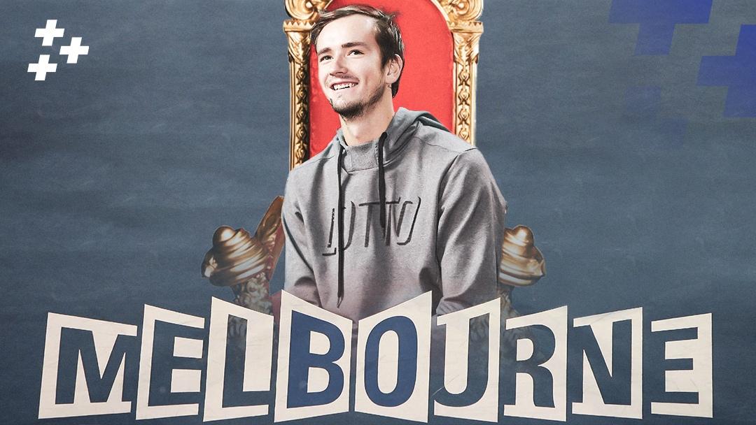 """Медведев – фаворит Australian Open? Федерер не выйдет даже в полуфинал. Каким будет первый """"Большой шлем"""" в сезоне"""