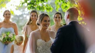 Christina & Matt, Married in Maryland