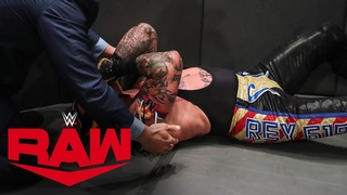 [#My1] Rey Mysterio & Aleister Black vs. Seth Rollins & Murphy: Raw, May 11, 2020