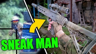 SNEAKING BEHIND the ENEMY in an ABANDONED Czech Factory!
