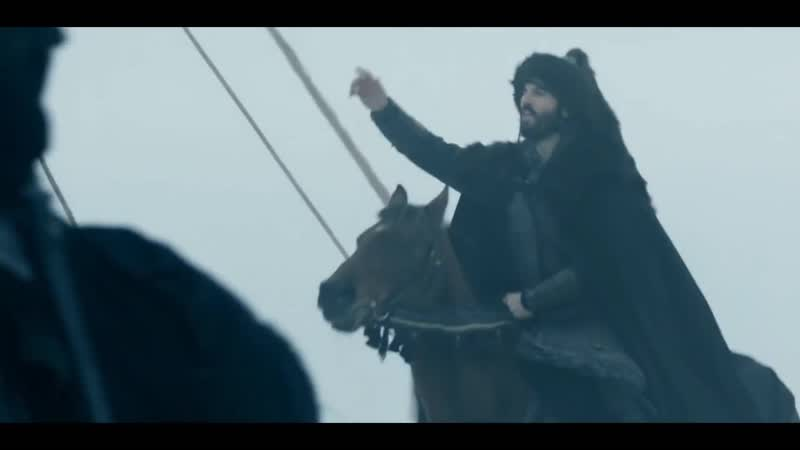 Vikings Prince Oleg and Ivar Flying [6x01] (Season 6 Scene) [HD] Premium Media viking викинги викинг