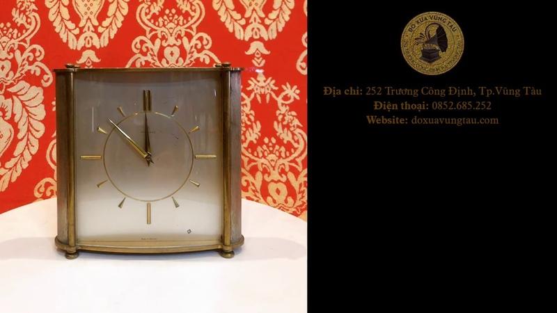 54 - Đồ xưa Vũng Tàu - Đồng hồ Đức Junghans