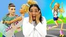 Barbie Deutsch Videos. Barbie und Ken bei Doktor Aua. Spielspaß mit Puppen