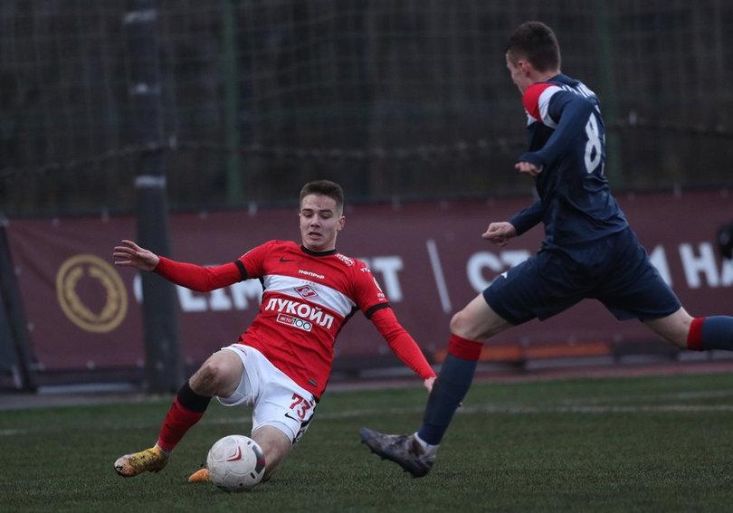 «Спартак-2» проиграл «Иртышу» в контрольном матче