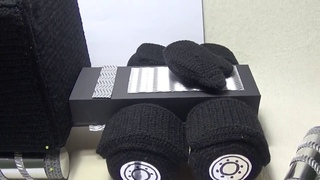 Truck crochet part#7 Tutorial,Box between the tires, seats
