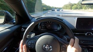 2020 Toyota GR Supra Premium - POV Test Drive by Tedward