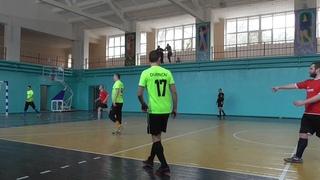 "ФК ""Магна"" - ФК ""Директория"" - 1 тайм"