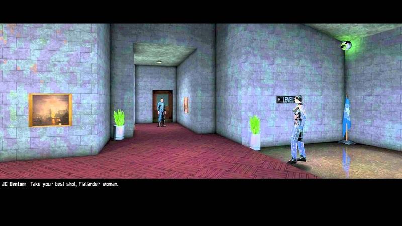 Deus Ex Flatlander Woman ТЕ КТО ЗА ПЛОСКУЮ ЗЕМЛЮ топят тех убивают ЖЕСТЬ