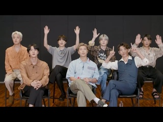 BTS Talks Tour, New Album, Permission To Dance, Butter & More! | Most Requested Live Interview