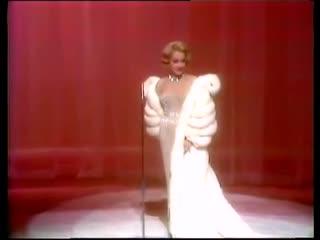 Марлен Дитрих (Marlene Dietrich), 1972 г