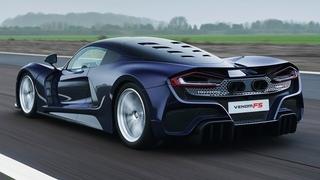 2021 Hennessey Venom F5 – America's 1,800 HP, 311 mph Hypercar