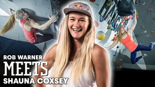 Meet Britain's Most Successful Competitive Climber: Shauna Coxsey